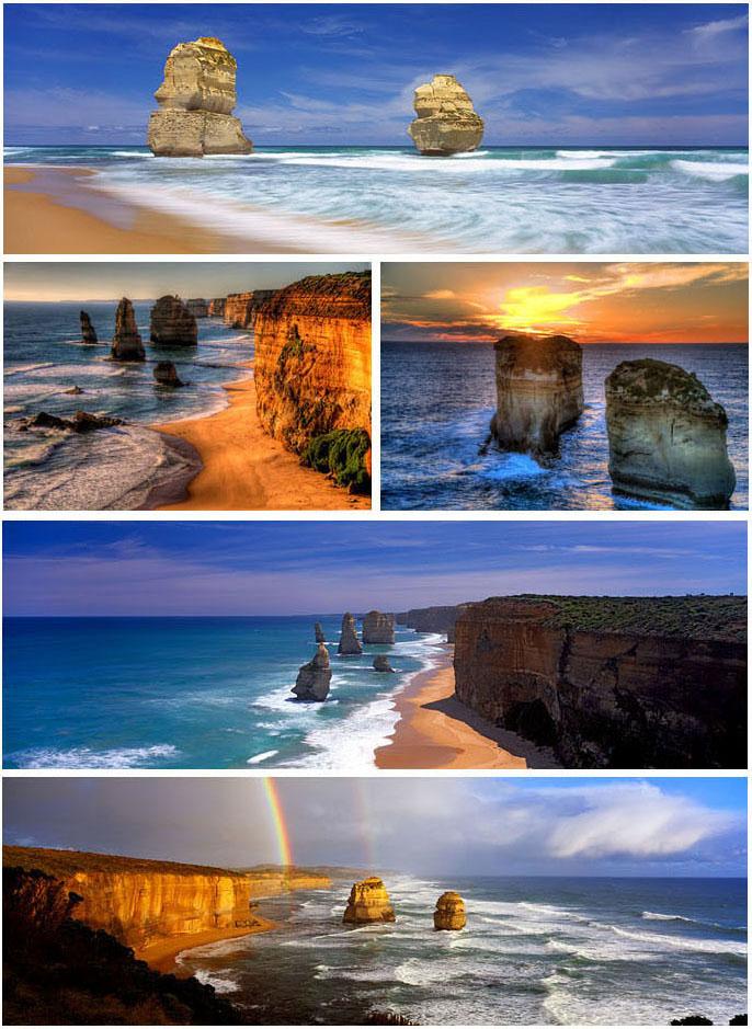 大洋路+格蘭坪國家公園3天2夜精緻深度遊@澳洲友趣假期墨爾本中文小團